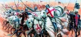 Templarios y las cruzadas