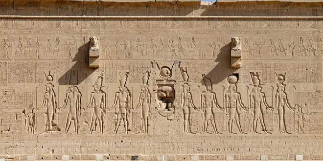 templo dendera hathor