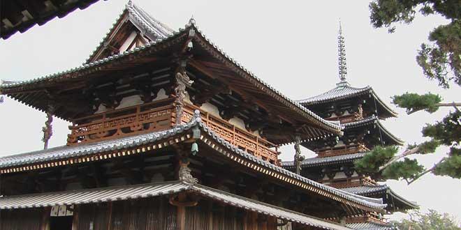 Templo de Horyuji