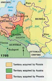 tercera reparticion polonia