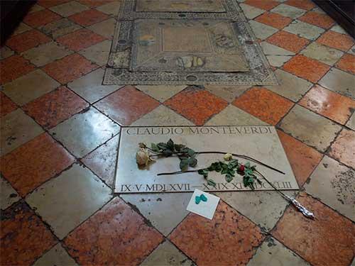 Tumba de Claudio Monteverdi
