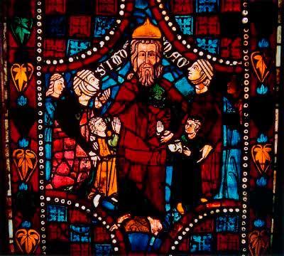 vitral catedral leon